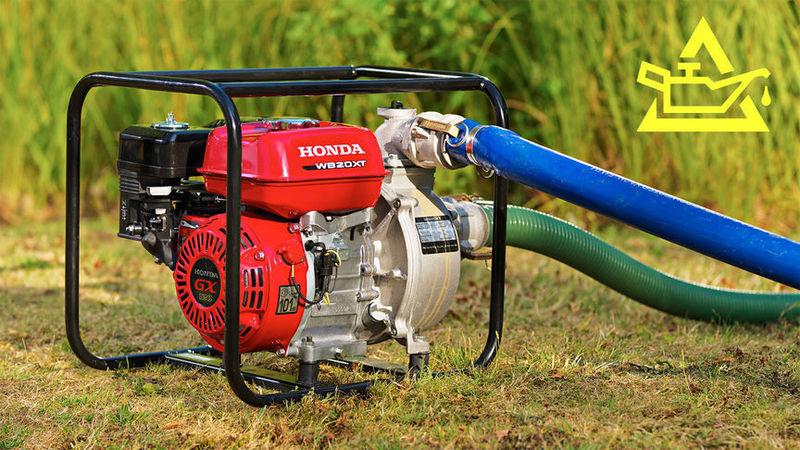 Motopompe Honda WB 20 XT