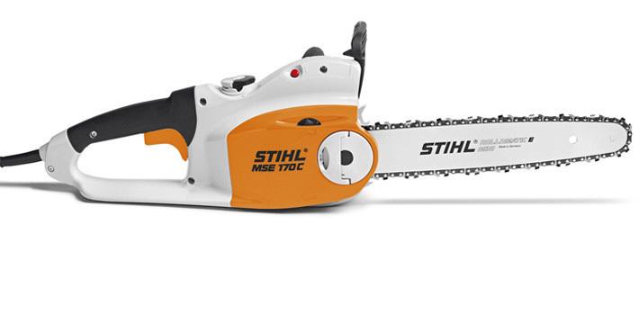 Tronçonneuse électrique STIHL MSE 170 C-B