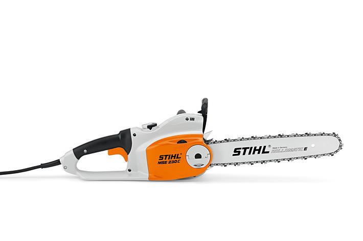 Tronçonneuse électrique STIHL MSE 230 C