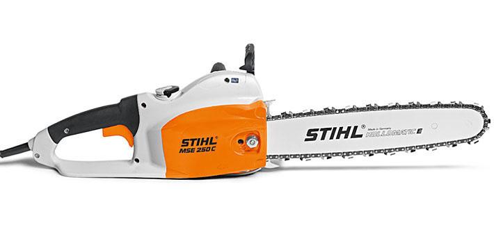 Tronçonneuse électrique STIHL  MSE 250